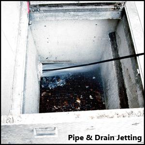 Pipe & Drain Jetting - Jetclean America